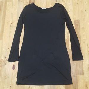 Basic Soft Black Dress